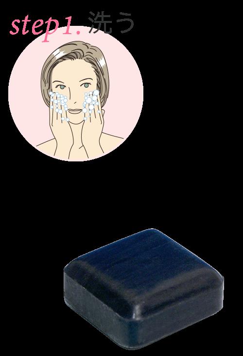 セルラ 洗顔石鹸