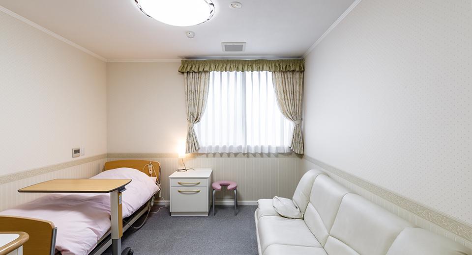病室(個室
